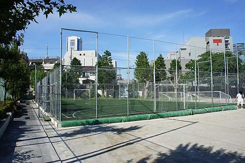渋谷区スポーツセンターフットサルの画像