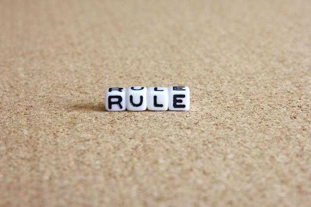 フットサルのルールで覚えておきたい5つのポイント