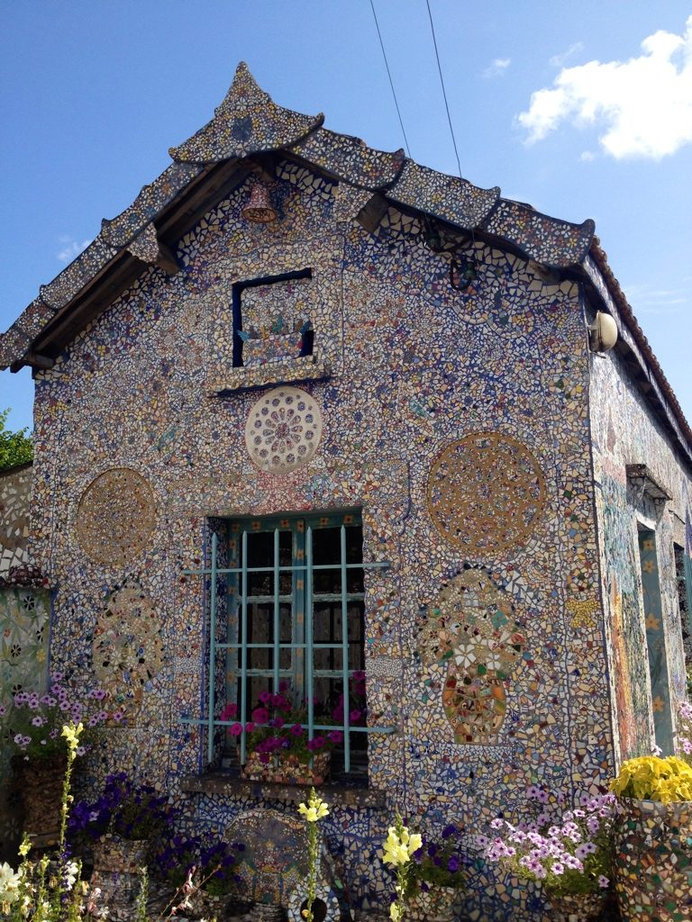 ピカシェットの家の画像