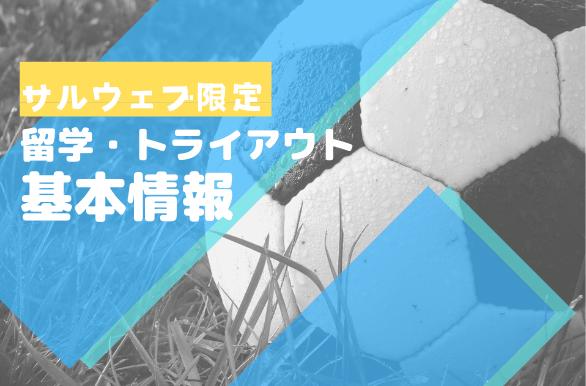 留学・トライアウト情報