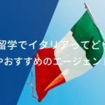 サッカー留学でイタリアってどうなの?費用相場やおすすめのエージェントを紹介!