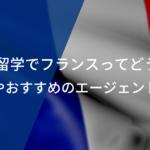 サッカー留学でフランスってどうなの?費用相場やおすすめのエージェントを紹介!