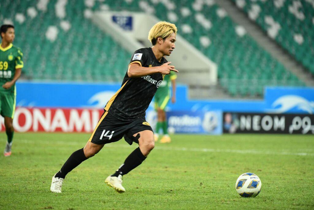 嶺岸 光(Hikaru Minegishi)選手の画像