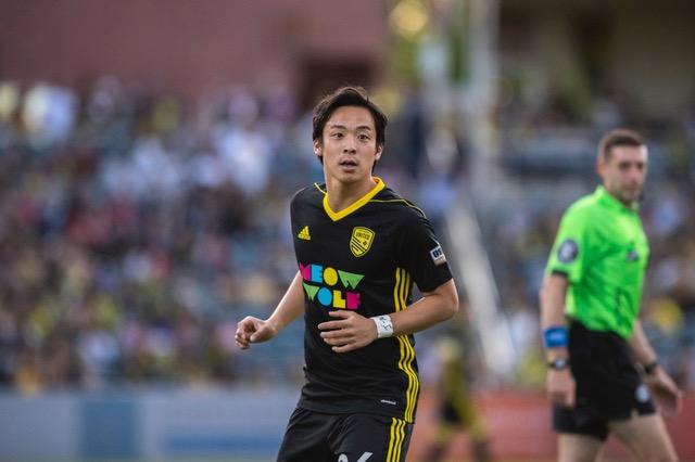 赤松謙選手の写真