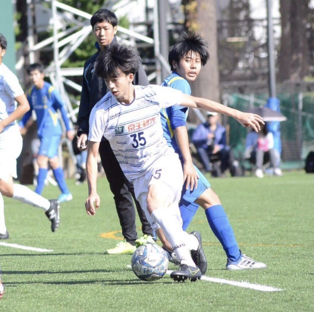 内田昂太選手の画像