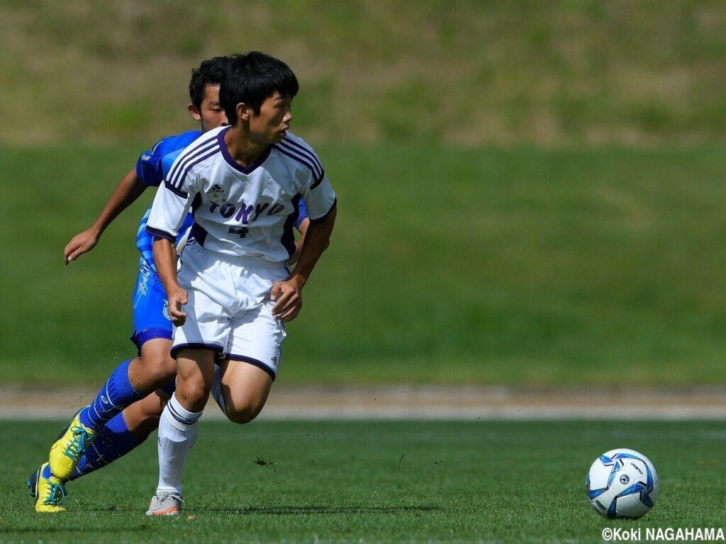 山本蒼也選手の画像