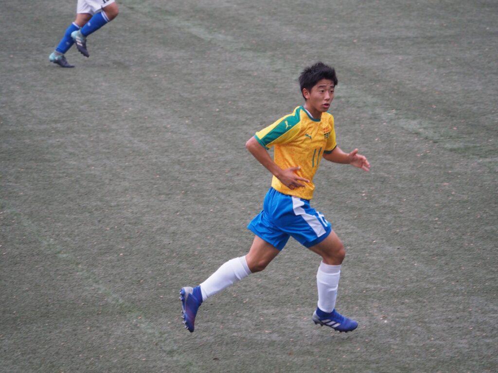 市川颯馬選手の画像