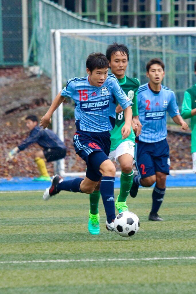 塚田悠太郎選手の画像
