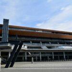 川崎にある等々力競技場